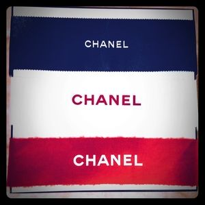 NEW Limited Edition CHANEL Ribbon